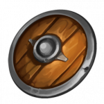 wooden-shield